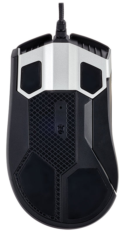 Corsair GLAIVE RGB アルミニウム 最大解像度16000dpi ゲーミングマウス CH-9302111-AP