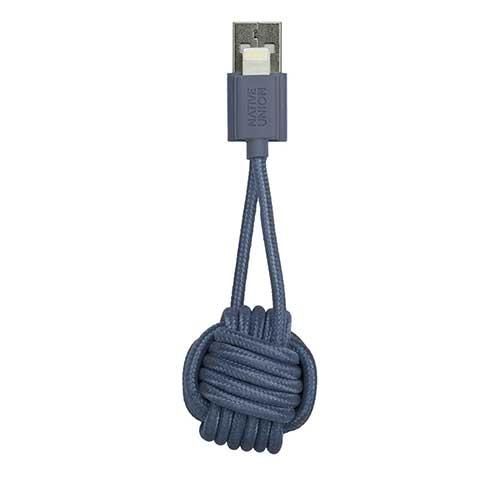 Native Union KEY CABLE Lightning-USBケーブル MFi MARINE|KEY-L-MAR