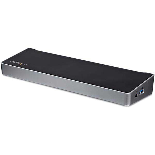 StarTech トリプル4Kモニター対応USB-Cドッキングステーション 2x DisplayPort/1x HDMI USB Power Delivery対応 Windows/Mac対応|DK30CH2DPPD