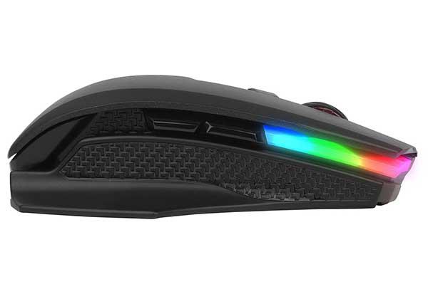MSI Clutch GM70 ゲーミングマウス USB/無線/10ボタン/オプティカル/LEDカラー