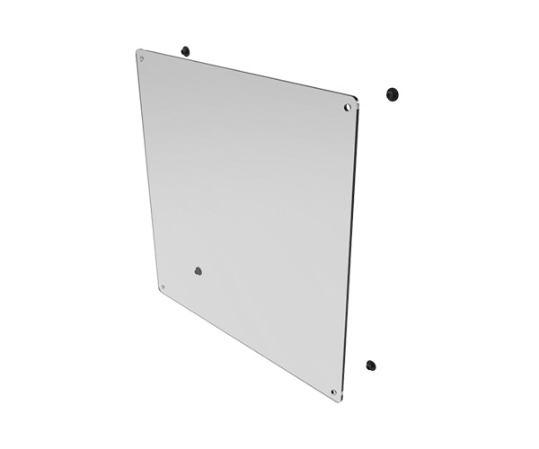 Thermaltake Core P3シリーズ用 アップグレードキット 強化ガラス|AC-042-ONONAN-C1