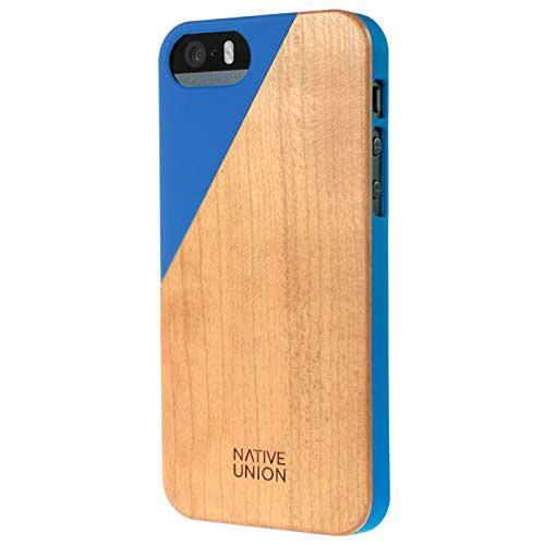 Native Union  Clic Wooden Case for iPhone 5/5s SE 木目ウッドケース|CLIC-AQM-WD-5-5SV2