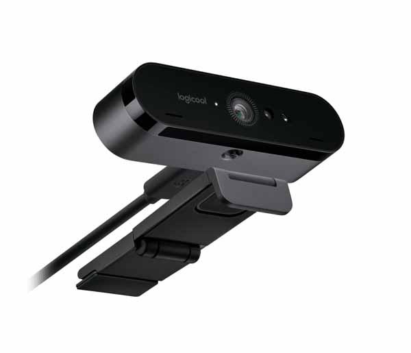 ロジクール Logicool BRIO ULTRA HD PRO プレミアム4Kビジネスウェブカメラ|C1000ER
