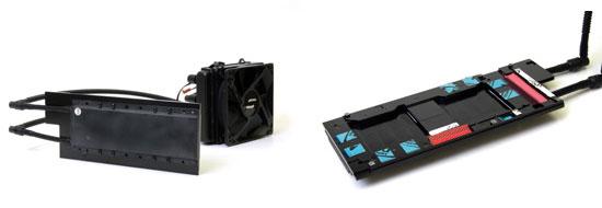 CoolITSYSTEMS OMNI RADEON HD5970用水冷VGAクーラー (OMNI-R120-A5970)