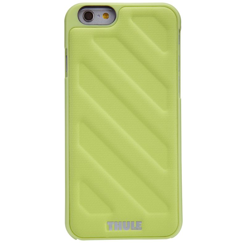 Thule Gauntlet iPhone6/6s 衝撃やキズを防ぐ頑丈なスリムケース グリーン Sulfur (TGIE-2124SUL)
