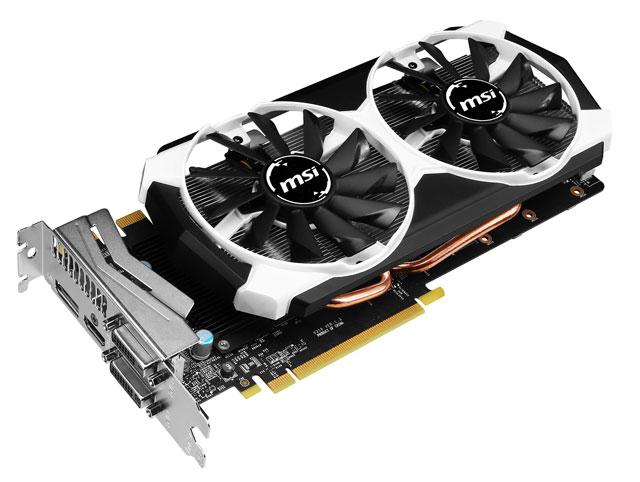MSI GTX 970 4GD5T OCV1 (GTX 970 4GD5T OCV1)