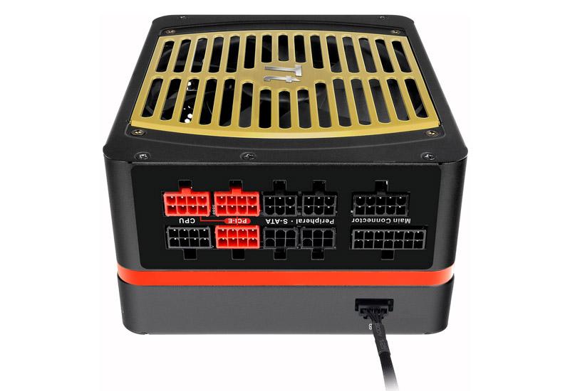 Thermaltake 80PLUS GOLD認定取得 Toughpower DPS G 1050W (PS-TPG-1050DPCGJP-G)