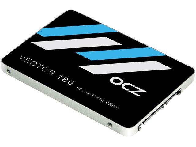 OCZ Vector 180 Series 960GB 2.5インチ MLC (VTR180-25SAT3-960G)