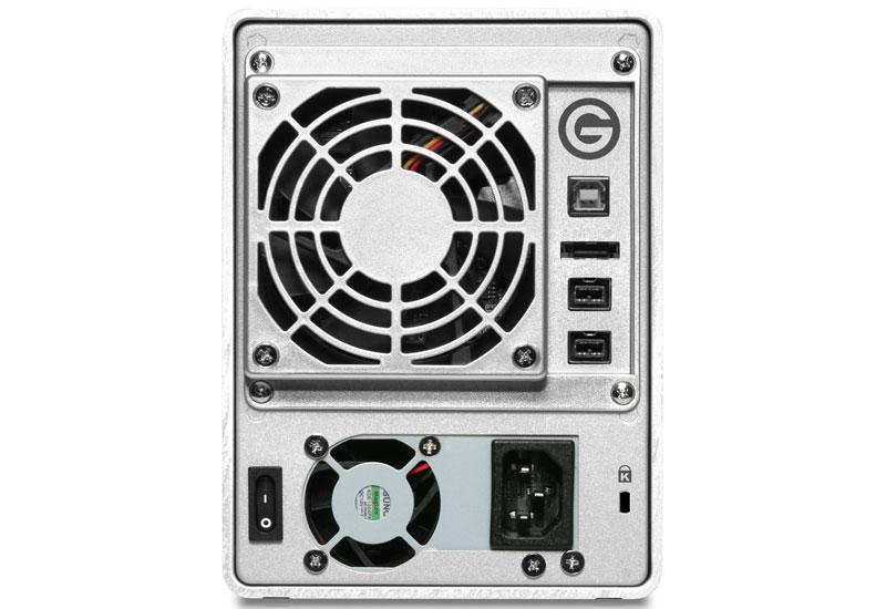 G-Technology G-SPEED Q USB3.0、eSATA、FireWire 800  16TB Silver (0G03008)