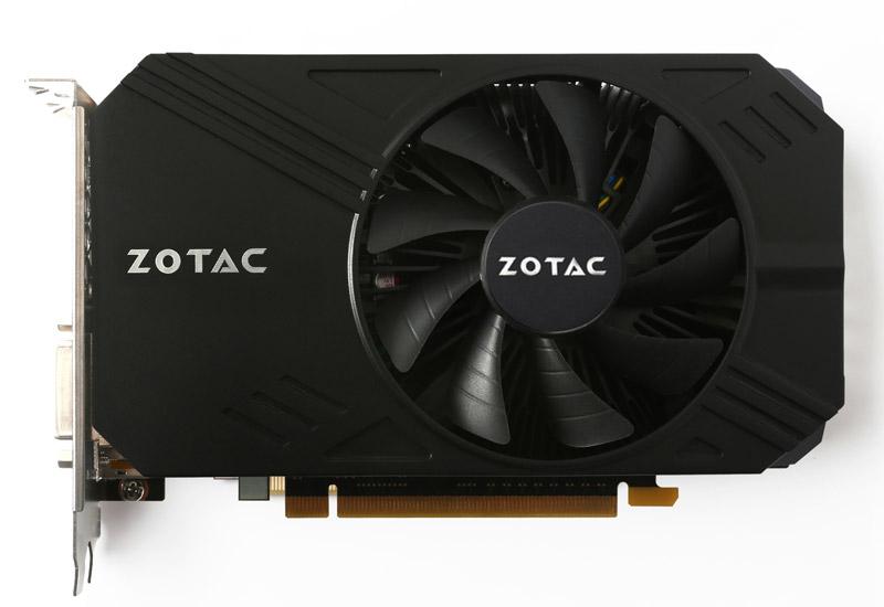 ZOTAC GeForce GTX 960 ITX Compact (ZTGTX96-2GD5ITX01/ZT-90310-10M)