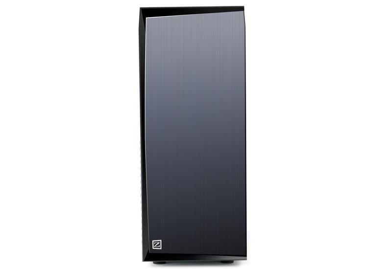 ZALMAN 独自のクーリングテクノロジーを強化したミドルタワー型PCケース R1 (ZM-R1)