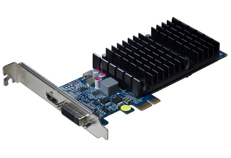 ELSA 省スペースPCに最適なグラフィックスボード GEFORCE GT 610 LP x1 1GB (GD610-1GERL1)