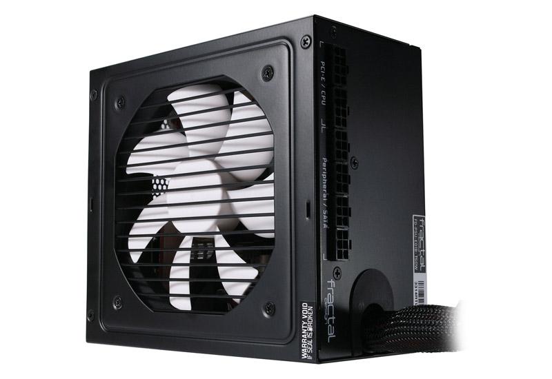 Fractal Design Edison M 450W セミモジュラータイプ電源ユニット(FD-PSU-ED1B-450W)