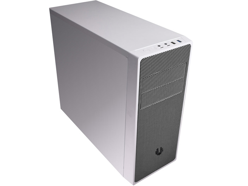 BitFenix Neos White/Silver ミドルタワー型PCケース (BFC-NEO-100-WWXKS-RP)