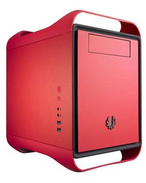 BitFenix Prodigy M (mATX) Window Red (BFC-PRM-300-RRWKK-RP)