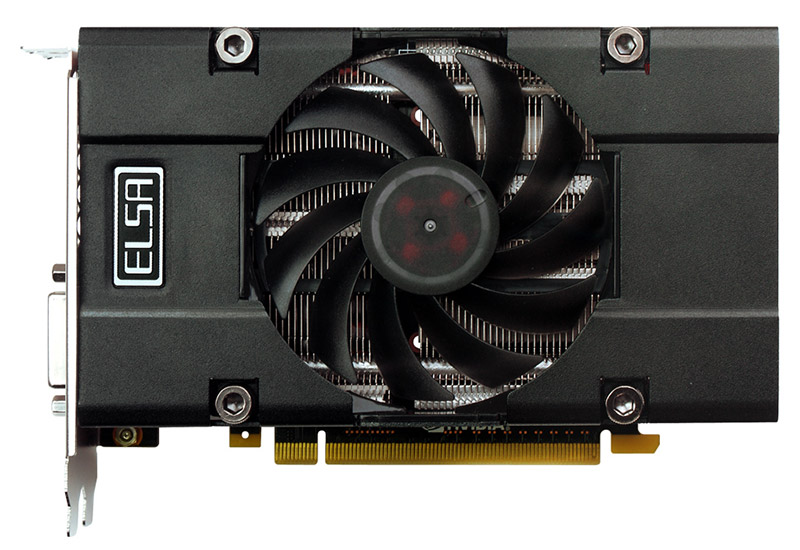 ELSA GEFORCE GTX960 2GB S.A.C SS (GD960-2GERXS)