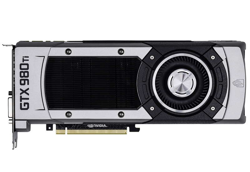 ELSA GEFORCE GTX 980 Ti 6GB (GD980-6GERT)