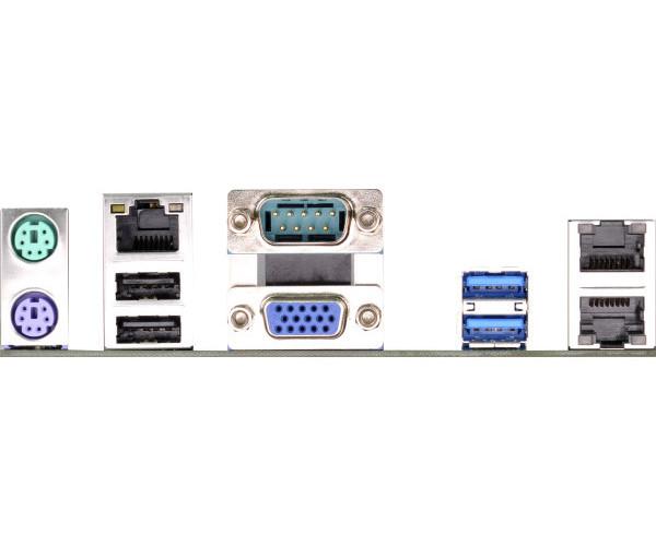ASRock Rack LGA1150、Intel Xeon E3-1200 v3対応ATXマザーボード (E3C224)