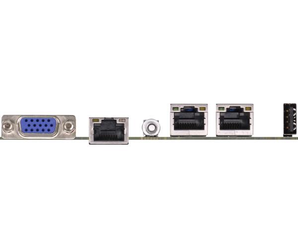 ASRock Rack LGA1150、Intel Xeon E3-1200 v3対応Half Widthサーバー向けマザーボード (E3C224D4HM)