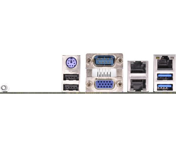 ASRock Rack LGA1150、Intel Xeon E3-1200 v3対応Extended Mini-ITXサーバー向けマザーボード (E3C224D4I-14S)