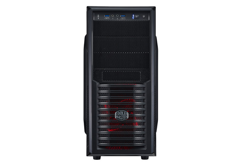 Cooler Master Middle Tower ATX PCケース K282 (RC-K282-KWN1-JP)