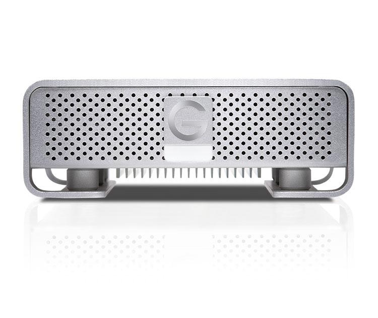 G-Technology G-DRIVE (Gen 6) 3TB USB 3.0/2.0、eSATA、FireWire800  (0G02926)