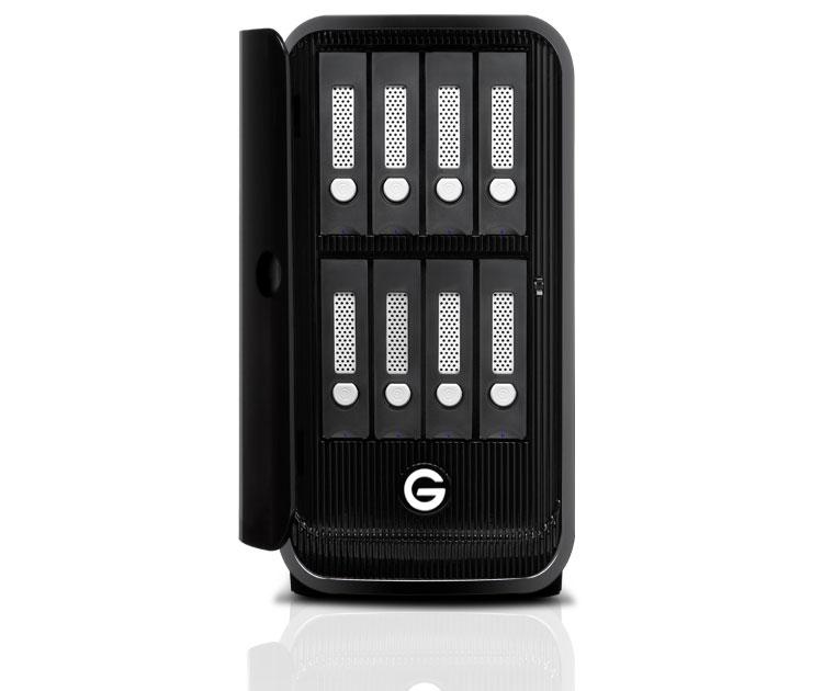 G-Technology G-SPEED Studio XL Thunderbolt 2 24TB  (0G03517)