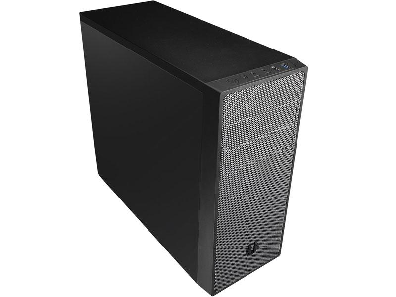 BitFenix Neos ミドルタワー型PCケース ブラック/シルバー (BFC-NEO-100-KKXKS-RP)