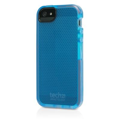 Tech21 D3O Impact Mesh for iPhone5/5s ケース ブルー (T21-2159)