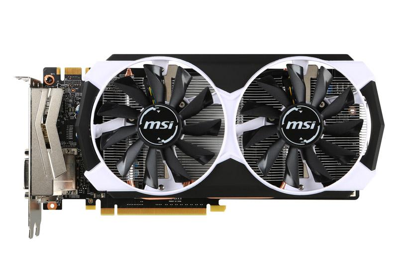 MSI GTX 960 4GD5T OC NVIDIA GeForce GTX 960搭載ビデオカード(GTX960 4GD5TOC)