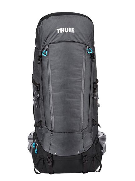 Thule Guidepost 88リットル 男性用バックパッキング・パック リュックサック - ブラック/ダークシャドウ (206100)