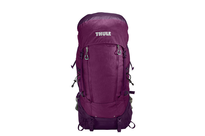 Thule Guidepost 65リットル 女性用バックパッキング・パック リュックサック - Crown Jewel/Potion (206503)