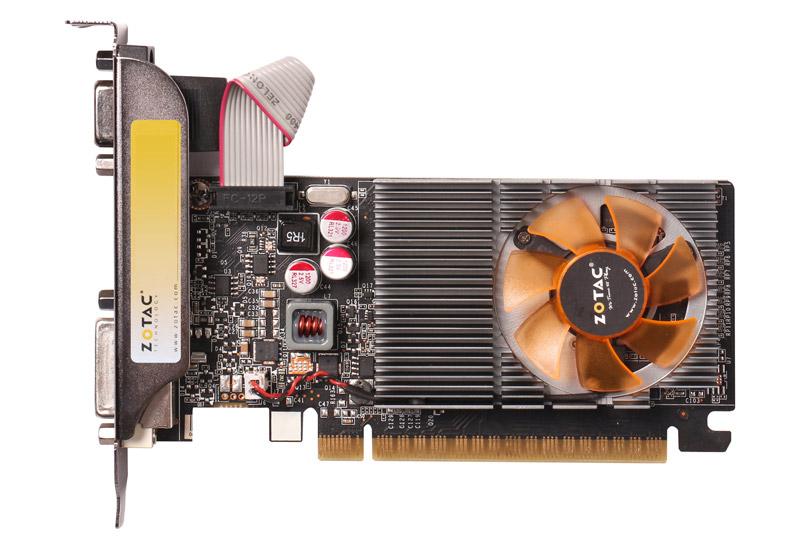 ZOTAC GeForce GT 730 1GB DDR3  (ZTGT730-1GD302/ZT-71112-10J)