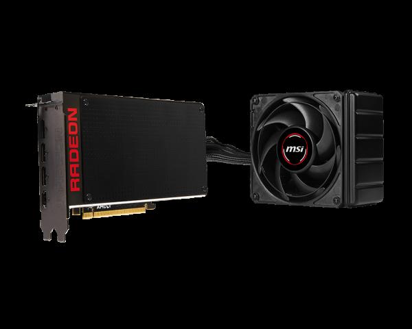 MSI AMD RADEON R9 FURY X搭載ハイエンドグラフィックカード (R9 FURY X 4G)