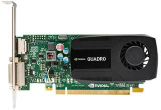 NVIDIA Quadro K420 2GB スリーブ付 (NVQK420 2G)