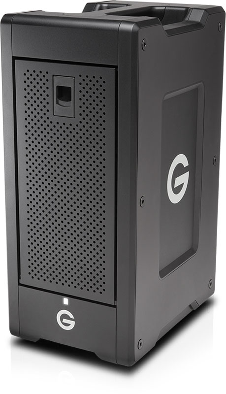 G-Technology(日立GST) G-SPEED Shuttle XL Thunderbolt 2 with ev Series Bay 24TB (0G04705)