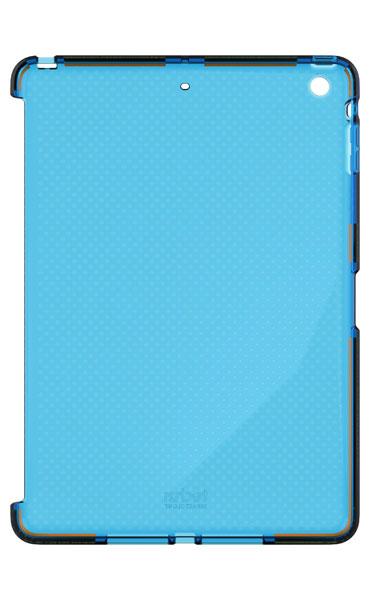 Tech21 Impact Mesh for iPad Air(第一世代) ブルー 耐衝撃ケース (T21-3876)