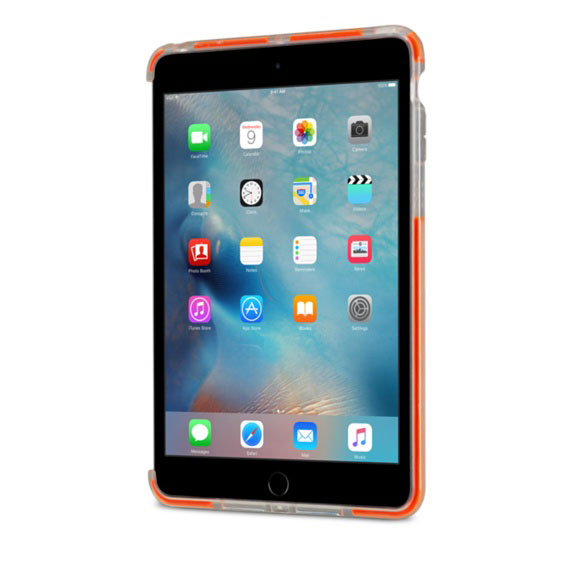 Tech21 Impact Mesh for iPad mini2/iPad mini3 耐衝撃ケース クリア (T21-3883)