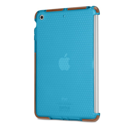 Tech21 Impact Mesh for iPad mini2/iPad mini3 耐衝撃ケース ブルー (T21-3884)