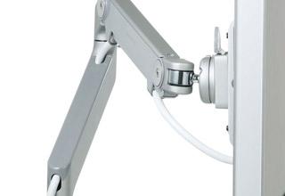 Humanscale M2 Monitor Arm  水平垂直可動式のモニターアーム 1台取付可|M2-SL
