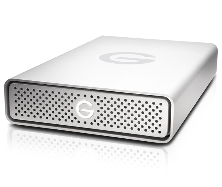 G-Technology(日立GST) G-DRIVE USB G1 8TB 映像向けUSB3.0外付けHDD|0G03909