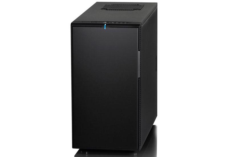 Fractal Design Define Mini 冷却性能と防音性に優れたミドルタワー型PCケース (FD-CA-DEF-MINI-BL)