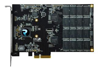 OCZ RevoDrive3 PCI-Express  SF-2281コントローラーチップを2個搭載したSSD 480GB (RVD3-FHPX4-480G)