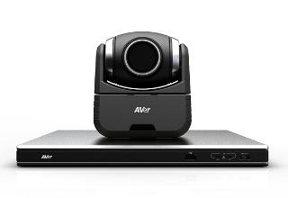 【初期不良対応のみ/限定特価品】AVer Information AverMedia CPD TV会議システム(4拠点) (AverComm H300)