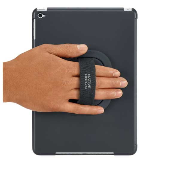 Native Union  Gripster Wrap for iPad Air 2 グリップ付きケース|GW-AIR2-GRY