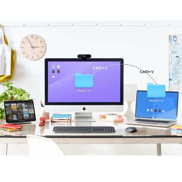 ロジクール MX Anywhere 3 コンパクト パフォーマンスマウス グラファイト |MX1700GR