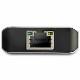 StarTech 3ポートUSB Type-Cハブ 有線LANポート 10Gbps 2x USB-A/1x USB-C 25cmホストケーブル|HB31C2A1CGB