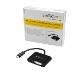 StarTech USB-C - DVI 変換アダプタ USB Power Delivery対応 1920 x 1200 ブラック 入力:USB Type-C(オス) - 出力:DVI-D(メス)|CDP2DVIUCP