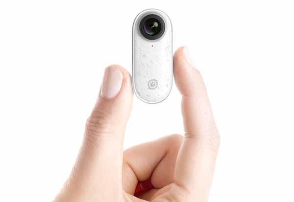 Arashi Vision Insta360 GO 小型アクションカメラ|CING0XX/A