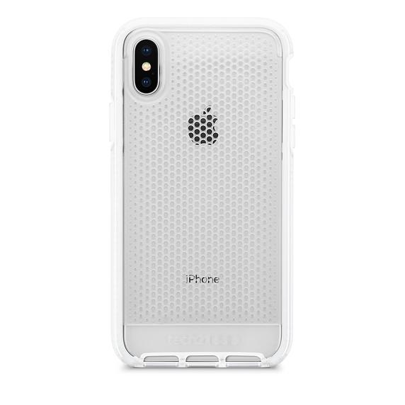Tech21 Evo Mesh for iPhoneX/Xs プロテクトケース White(ホワイト)|T21-5901
